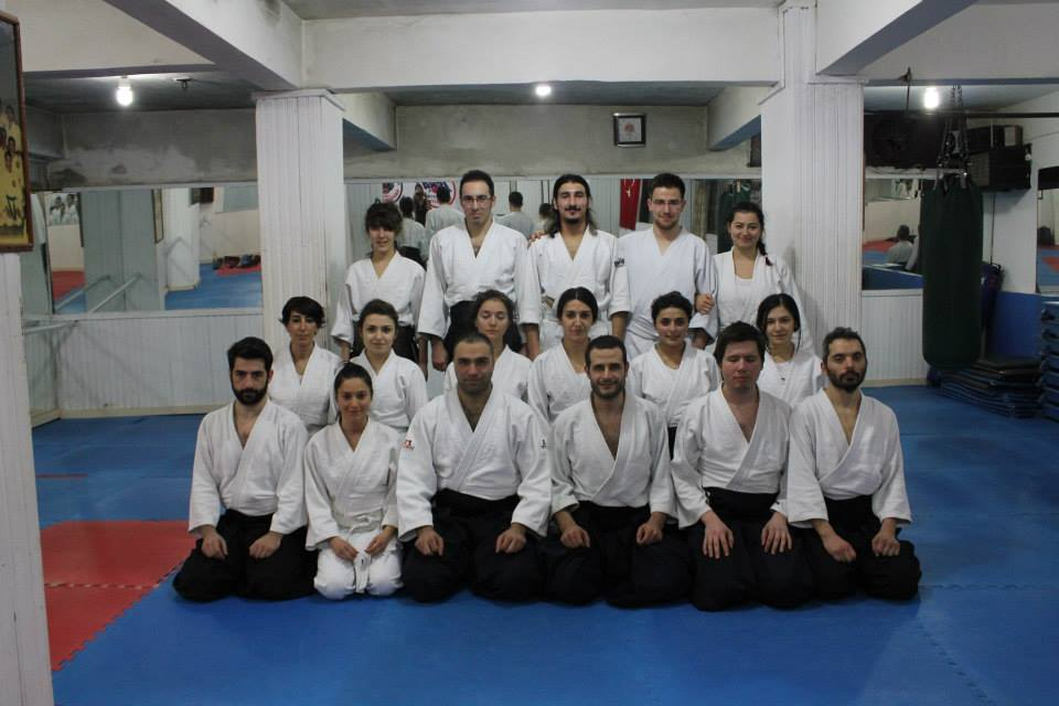 Aikido İstanbul seminer
